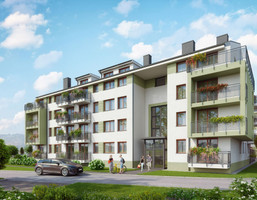 Mieszkanie w inwestycji Słoneczne Miasteczko, Kraków, 41 m²