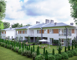 Mieszkanie w inwestycji Mirabelkowa Aleja Nowt Etap szereg T, Łódź, 104 m²