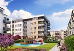 Mieszkanie w inwestycji Lokum di Trevi, Wrocław, 48 m²