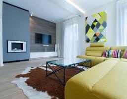 Dom w inwestycji Brzozowa Aleja 2, Łódź, 90 m²
