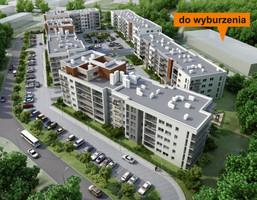 Mieszkanie w inwestycji Reduta Nowe Podolany, Poznań, 49 m²