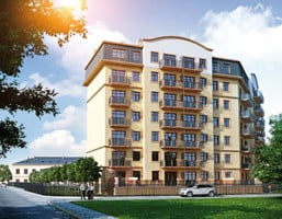 Mieszkanie w inwestycji Osiedle Bursztynowe, Włocławek, 74 m²