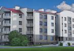 Mieszkanie w inwestycji MDM NA KLINACH, Kraków, 64 m²