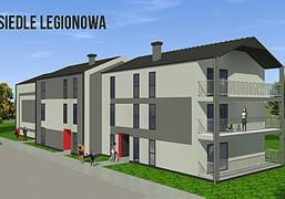 Nowa inwestycja - Apartamenty Legionowa, Marki ul. Legionowa 16