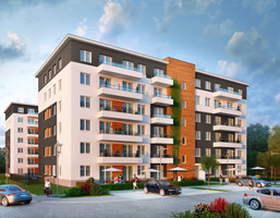 Mieszkanie w inwestycji Osiedle Karoliny, Katowice, 86 m²