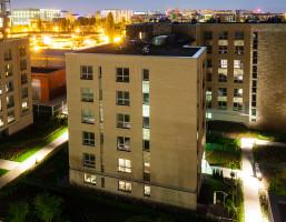 Mieszkanie w inwestycji Woronicza Qbik, Warszawa, 103 m²