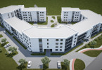 Mieszkanie w inwestycji Osiedle Kolbego, Rzeszów, 45 m²