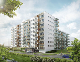 Mieszkanie w inwestycji Tęczowy Las, Olsztyn, 33 m²