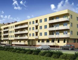 Mieszkanie w inwestycji Jutrzenki II, Wrocław, 26 m²