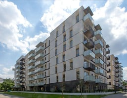Mieszkanie w inwestycji METROBIELANY BUDYNEK C 3 ETAP, Warszawa, 48 m²