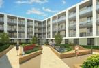 Mieszkanie w inwestycji 1 Maja, Kielce, 43 m²