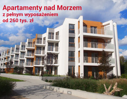 Mieszkanie w inwestycji Apartamenty nad Morzem - MARINA w Kąt..., Kąty Rybackie, 31 m²