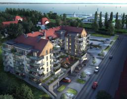 Mieszkanie w inwestycji Marina House, Giżycko, 55 m²