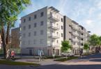 Mieszkanie w inwestycji Długosza 4, Łódź, 72 m²