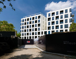 Mieszkanie w inwestycji Witolda 43, Wrocław, 86 m²