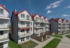 Mieszkanie w inwestycji Trzy Ogrody, Kraków, 43 m²