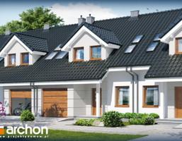 Dom w inwestycji DOMY SZEREGOWE LENARTA, Krosno, 146 m²