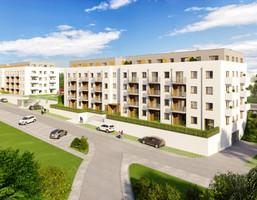 Mieszkanie w inwestycji Etiuda, Szczecin, 59 m²