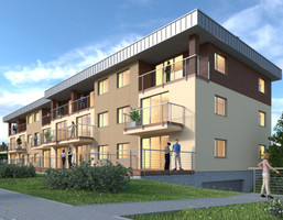 Mieszkanie w inwestycji Miłe Zacisze II, Katowice, 47 m²