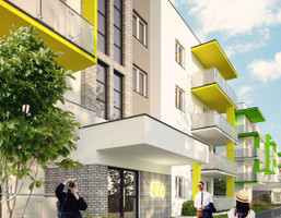 Mieszkanie w inwestycji Zakładowa 87, Łódź, 43 m²