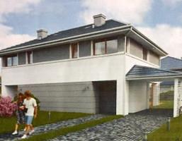 Dom w inwestycji Dom Kamionki ul. Jaśminowa, Kamionki, 81 m²