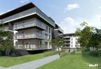Mieszkanie w inwestycji Wille Jana, Łódź, 70 m²