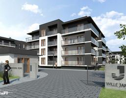 Mieszkanie w inwestycji Wille Jana, Łódź, 50 m²