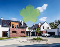 Dom w inwestycji Siedem Klonów, Łódź, 160 m²