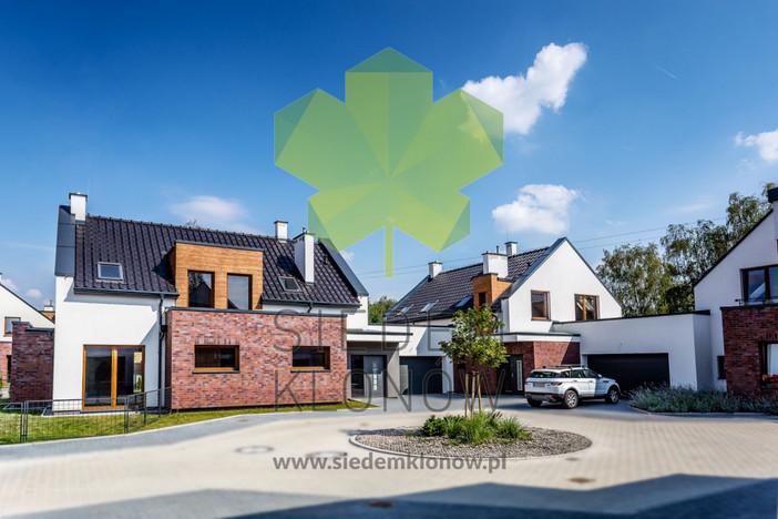 Dom w inwestycji Siedem Klonów, Łódź, 169 m² | Morizon.pl | 7963