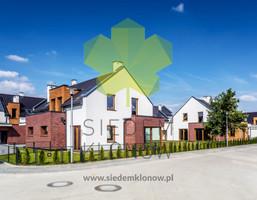 Dom w inwestycji Siedem Klonów, Łódź, 169 m²