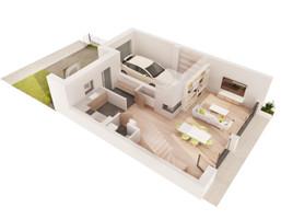 Dom w inwestycji Osiedle Futura Park, Gdańsk, 156 m²