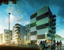 Mieszkanie w inwestycji SkyLife, Warszawa, 49 m²