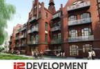 Mieszkanie w inwestycji Lofty przy fosie, Wrocław, 67 m²