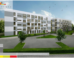 Mieszkanie w inwestycji Leonówka, Lublin, 50 m²