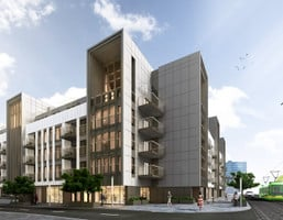 Mieszkanie w inwestycji Zajezdnia Poznań, Poznań, 51 m²