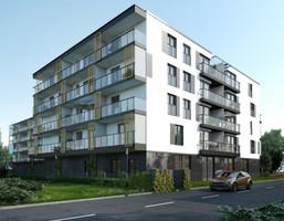 Mieszkanie w inwestycji Roentgena, Warszawa, 56 m²