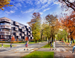 Mieszkanie w inwestycji Apart Hotel Błonia Park, Kraków, 71 m²