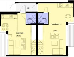 Dom w inwestycji Łomianki Centrum, Łomianki, 92 m²