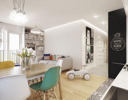 Mieszkanie w inwestycji APARTAMENTY POEZJI, Gliwice, 48 m²