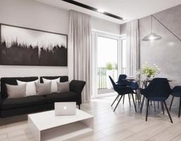 Mieszkanie w inwestycji APARTAMENTY POEZJI, Gliwice, 36 m²