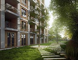Mieszkanie w inwestycji Kossak Residence, Kraków, 63 m²