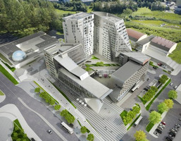 Mieszkanie w inwestycji Osiedle Centaurus, Olsztyn, 54 m²