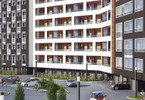 Mieszkanie w inwestycji Punkt Piękna, Wrocław, 59 m²