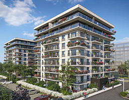 Mieszkanie w inwestycji Central Park Apartments 2, Łódź, 70 m²