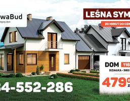 Dom w inwestycji Leśna Symfonia, Raszyn, 116 m²