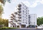 Mieszkanie w inwestycji Roosh, Wrocław, 57 m²
