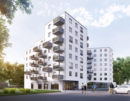 Mieszkanie w inwestycji Roosh, Wrocław, 60 m²