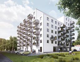 Mieszkanie w inwestycji Roosh, Wrocław, 43 m²