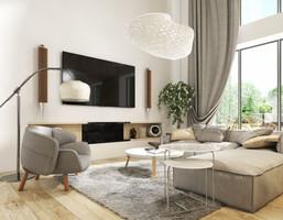 Mieszkanie w inwestycji Apartamenty Zdrowie, Łódź, 33 m²
