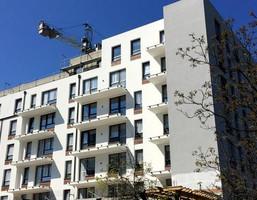 Mieszkanie w inwestycji Błękitne Tarasy, Pruszków, 55 m²